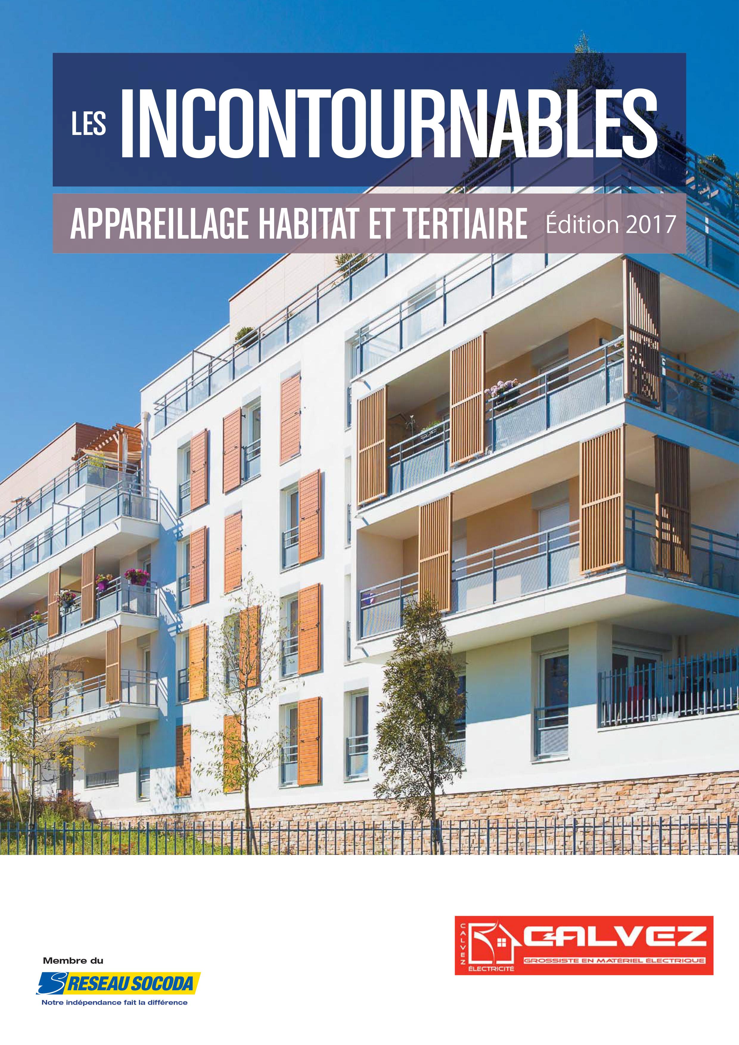 Socoda calvez calvez th matique appareillage habitat for Catalogue habitat 2017